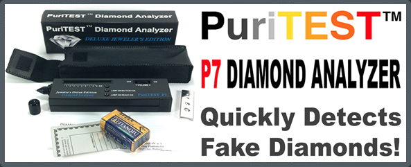 P7 Diamond Analyzer | Diamond Testor Aciid Testing Kit